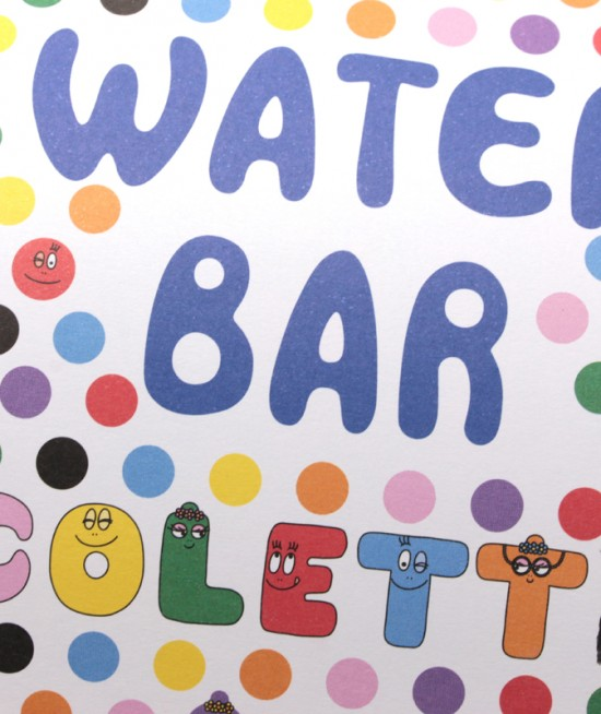 COLETTE CONCEPT-STORE Water Bar