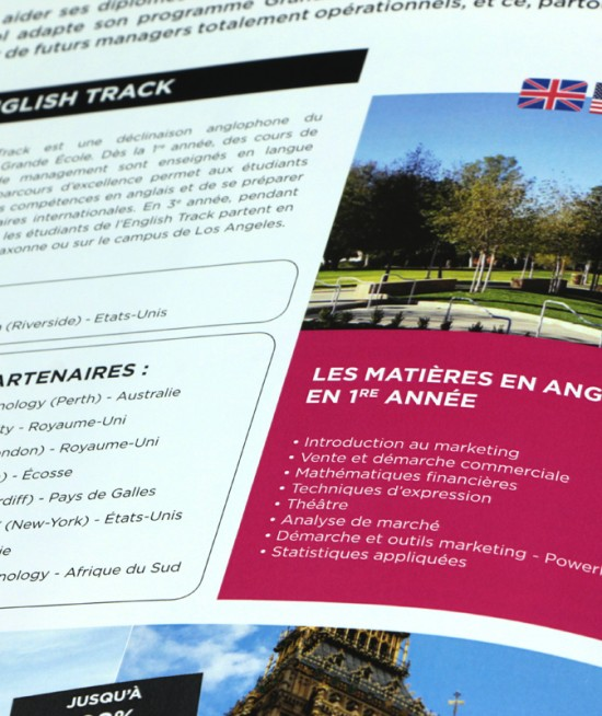 IPAG BUSINESS SCHOOL catalogue